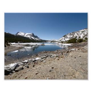 3939 Photograph of a Mountain lake. 5/13