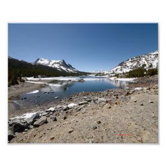 3940 Photograph of a Mountain lake. 5/13