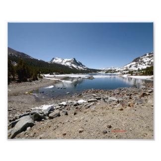 3941 Photograph of a Mountain Lake. 7/13