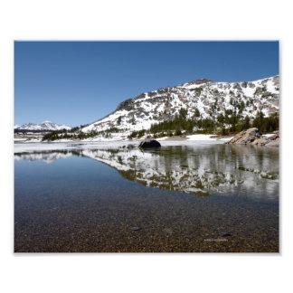 3946 Photograph of a mountain lake 5 13
