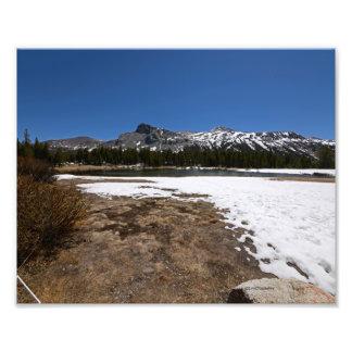 3950 Photograph of a Mountain Lake. 5/13