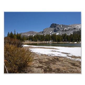 3952 Photograph of a Mountain Lake 5 13