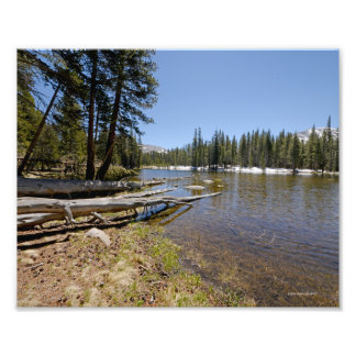 3958 Photo of a mountain lake in Yosemite 5 13