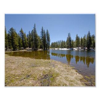 3960 Photograph of a mountain lake 5 13