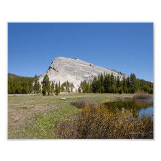 3962 Photograph of EL Capitan in Yosemite. 5/13
