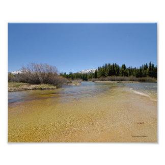 3965 Photograph of a Mountain lake 5/13