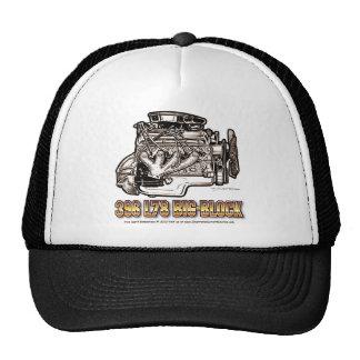 396 L78 Big Block Corvette Engine Hats