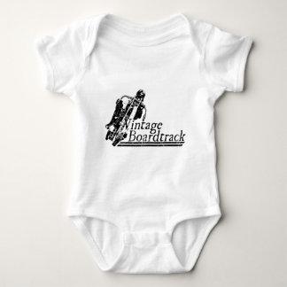 397 Vintage Boardtrack Baby Bodysuit
