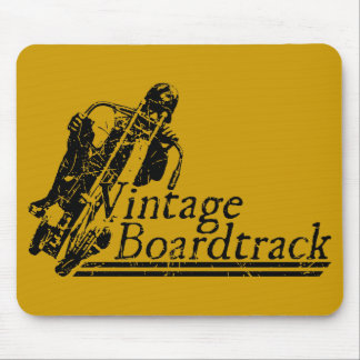 397 Vintage Boardtrack Mouse Pad