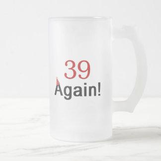 39 Again Mug