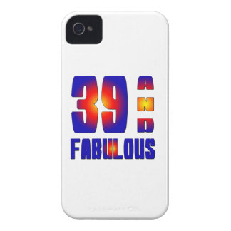 39 And Fabulous Case-Mate iPhone 4 Case