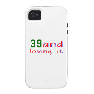 39 and loving it iPhone 4/4S cases
