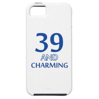 39 birthday design iPhone 5 case