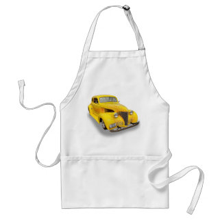 39 CHEVY ADULT APRON