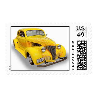 39 CHEVY TIMBRES POSTALES