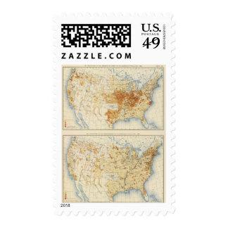 39 Disciples of Christ, Episcopalians 1890 Stamp