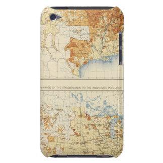 39 discípulos de Cristo, Episcopalians 1890 iPod Case-Mate Protectores