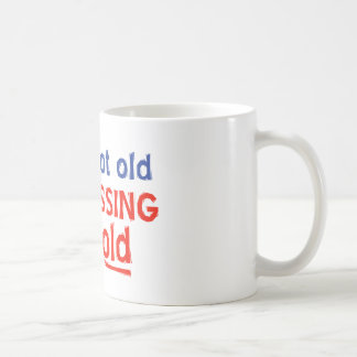 39 is depressing not old birthday designs mugs