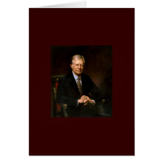 39 Jimmy Carter Greeting Card