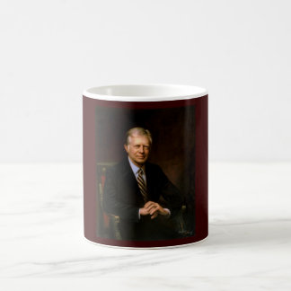 39 Jimmy Carter Classic White Coffee Mug