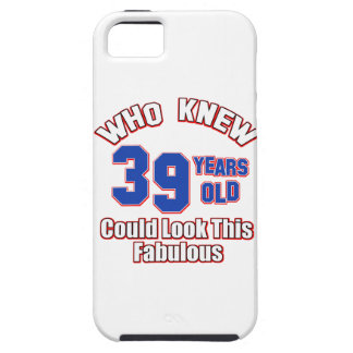 39 look fabulous iPhone 5 cover