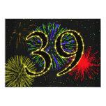 39.o invitate de la fiesta de cumpleaños comunicados personales