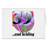 39.o regalo de cumpleaños divertido felicitacion