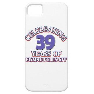 39.os diseños del cumpleaños iPhone 5 protector