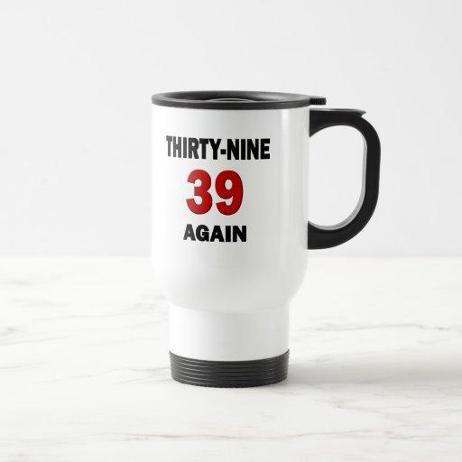 39 otra vez tazas de café