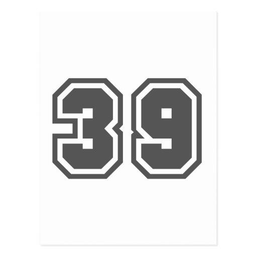 39 POSTCARD