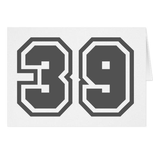 39 TARJETA DE FELICITACIÓN