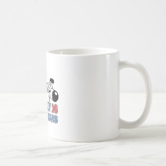 39 year old Dog years designs Coffee Mug
