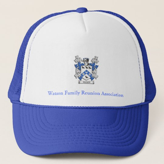 39th Annual Watson Family Reunion Association Hat