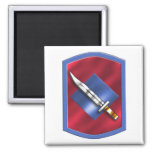 39TH Infantry Brigade Magnets
