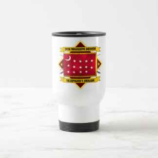 39th Mississippi Infantry Travel Mug