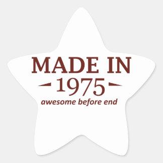 39th wedding anniversary star sticker