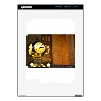 3:06 p.m. AT Central Grand Station - NYC iPad 3 Decals