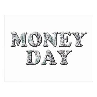 3-10 día del dinero postal