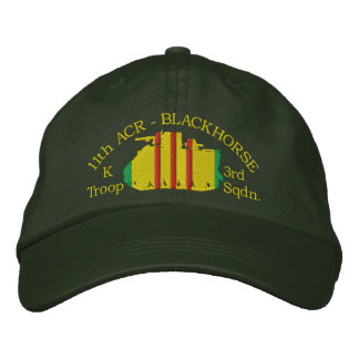 3/11th (Your Troop) Cavalry M113 ACAV Hat