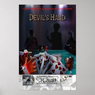 3/13 DEVIL'S HAND - TFC Poster Series