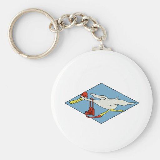 3/14 Escadrilles Reconnaissance Key Chains