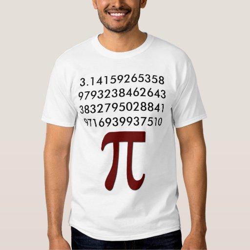 3.14 PI Math Shirt