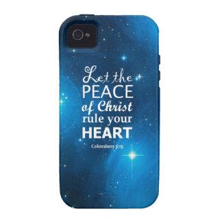 3 15 de Colossians Case-Mate iPhone 4 Carcasa