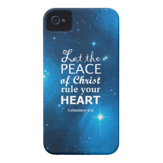 3 15 de Colossians iPhone 4 Case-Mate Protector
