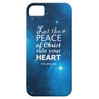 3 15 de Colossians iPhone 5 Case-Mate Coberturas
