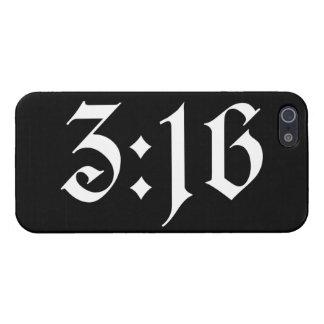 3:16 de Juan iPhone 5 Protector