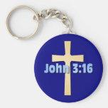 3:16 de Juan Llaveros Personalizados