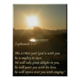 3:17 de Zephaniah Impresiones