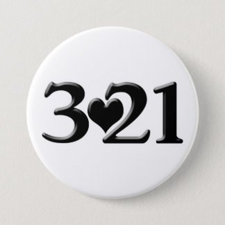 3-21 World Down Syndrome Day Button