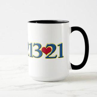 3-21 World Down Syndrome Day Mug